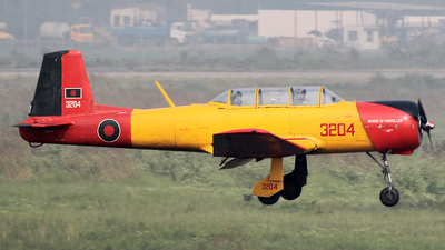 3204 - Nanchang PT-6A - Bangladesh - Air Force