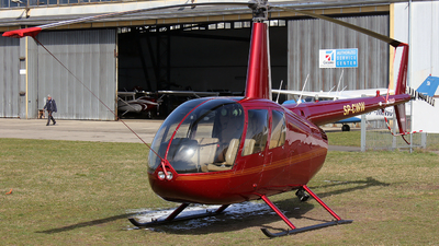 SP-CWW - Robinson R44 Raven II - Private