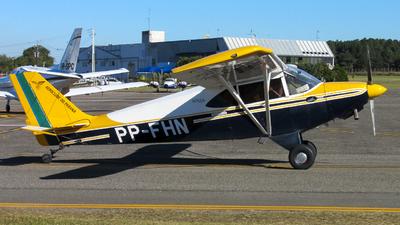 PP-FHN - Aero Boero AB115 - Aeroclube do Paraná