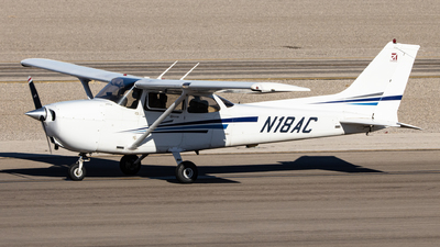 N18AC - Cessna 172S Skyhawk - Private