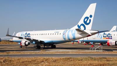 G-FBJC - Embraer 170-200STD - Flybe