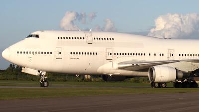 F-GITC - Boeing 747-428 - Air France