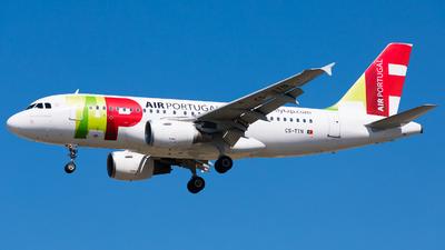 CS-TTN - Airbus A319-111 - TAP Air Portugal
