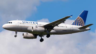 N821UA - Airbus A319-131 - United Airlines