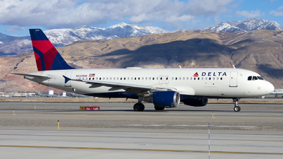 A picture of N332NW - Airbus A320211 - Delta Air Lines - © Michael Rodeback