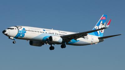 VQ-BNG - Boeing 737-86J - Nordstar
