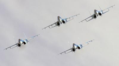 17 - Sukhoi Su-27S Flanker - Kazakhstan - Air Force