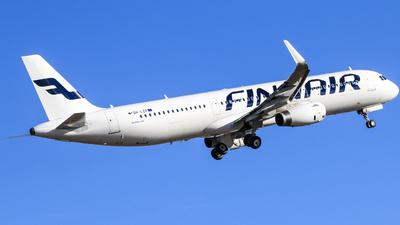 OH-LZP - Airbus A321-231 - Finnair