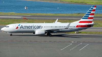 A picture of N967NN - Boeing 737823 - American Airlines - © OCFLT_OMGcat