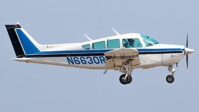 N6630R - Beechcraft B24R Sierra - Private