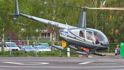 SE-JVF - Robinson R44 Astro - Private