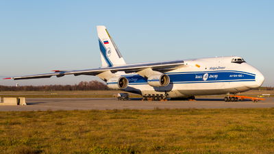 A picture of RA82079 - Antonov An124 - VolgaDnepr Airlines - © Severin Hackenberger
