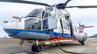 B-7137 - Airbus Helicopters H225M - China Rescue