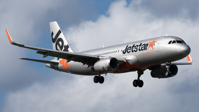 A picture of VHVFN - Airbus A320232 - Jetstar Airways - © Ben Long