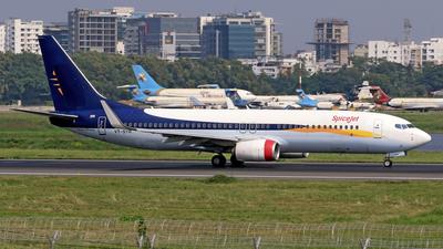 A picture of VTSYR - Boeing 7378AL - SpiceJet - © Raihan Ahmed