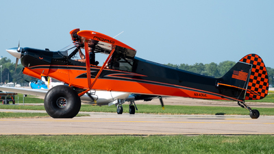 NX40ML - American Legend Aircraft Co. AL18 Super Legend - Private