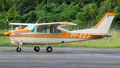 PP-EZJ - Cessna T210N Turbo Centurion II - Private