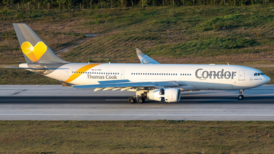 G-TCCI - Airbus A330-243 - Condor (Thomas Cook Airlines)