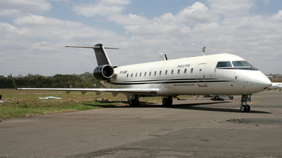 5Y-CAR - Bombardier CL-600-2B19 Challenger 800 - Private
