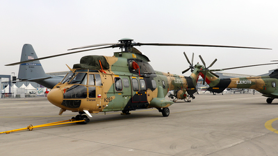 H-287 - Airbus Helicopters AS532 AL Cougar - Chile - Army