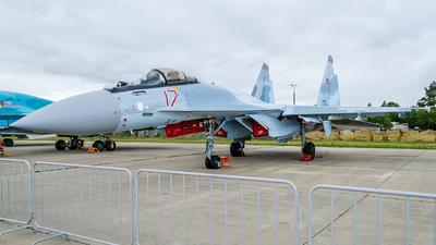 RF-81861 - Sukhoi Su-35S - Russia - Air Force