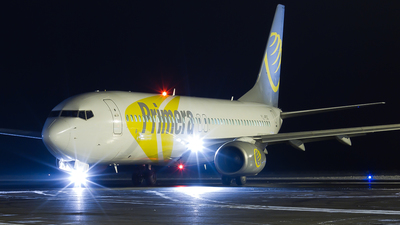 YL-PSC - Boeing 737-86N - Primera Air Nordic