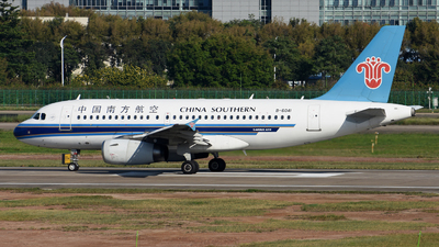 A picture of B6041 - Airbus A319132 - [2232] - © Alva