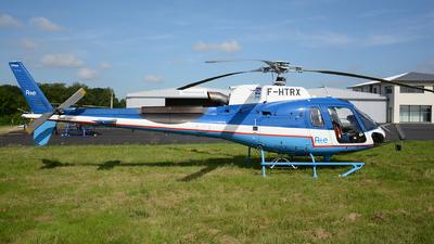 F-HTRX - Airbus Helicopters H125 - Réseau Transport Eléctricité