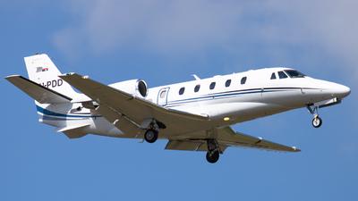 YU-PDD - Cessna 560XL Citation XLS+ - Air Pink