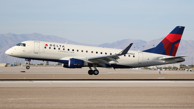 N243SY - Embraer 170-200LR - Delta Connection (SkyWest Airlines)