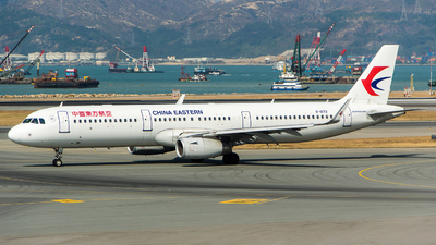B-8172 - Airbus A321-231 - China Eastern Airlines