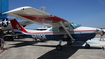 N6183E - Cessna 182R Skylane - Private