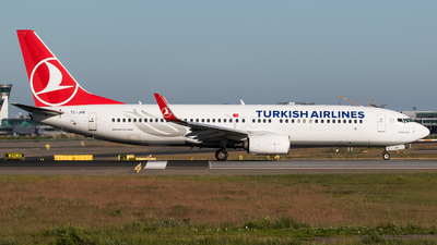 A picture of TCJHK - Boeing 7378F2 - Turkish Airlines - © Teemu Pesonen