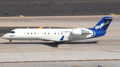 N863AS - Bombardier CRJ-200ER - SkyWest Airlines