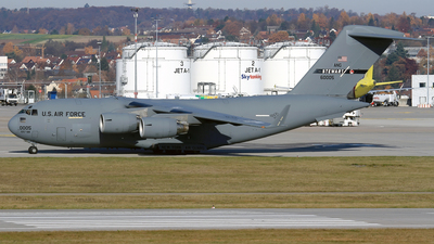 96-0005 - McDonnell Douglas C-17A Globemaster III - United States - US Air Force (USAF)