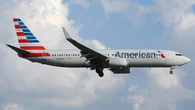 N899NN - Boeing 737-823 - American Airlines