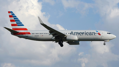 A picture of N899NN - Boeing 737823 - American Airlines - © DJ Reed - OPShots Photo Team