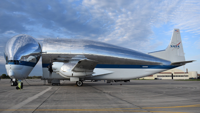 N941NA - Aero-Spacelines 377SGT Super Guppy - United States - National Aeronautics and Space Administration (NASA)