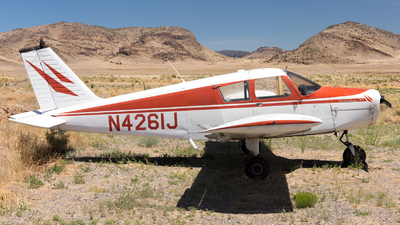 N4261J - Piper PA-28-140 Cherokee - Private