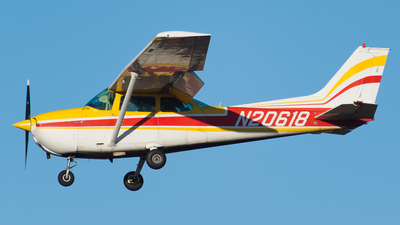 N20618 - Cessna 172M Skyhawk - Private