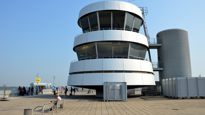 EDDL - Airport - Control Tower