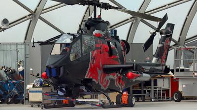N11FX - Bell 209 - The Flying Bulls