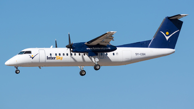 A picture of 5YCGH - De Havilland Canada Dash 8300 - Fly540 - © Jonathan Mifsud