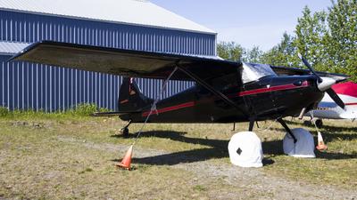 N5430C - Cessna 170A - Private