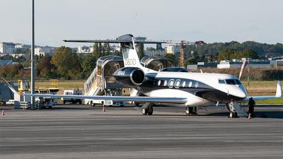 N954GA - Gulfstream G600 - Private