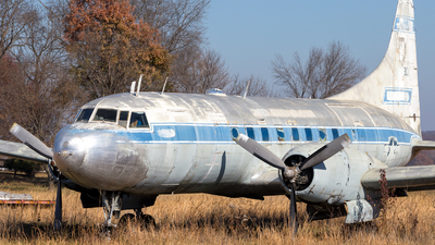 N43941 - Convair C-131B Samaritan - Private
