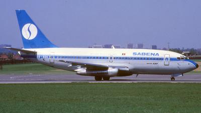 OO-SDK - Boeing 737-229C(Adv) - Sabena