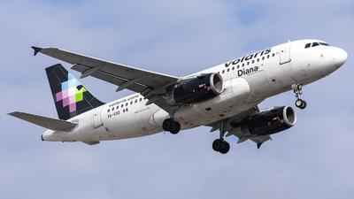 XA-VOD - Airbus A319-133 - Volaris