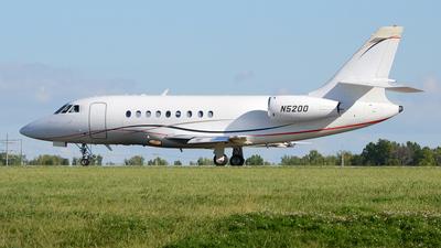 N5200 - Dassault Falcon 2000 - Private