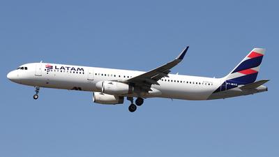 PT-MXQ - Airbus A321-231 - LATAM Airlines
